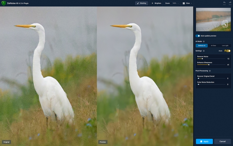 DeNiose-on-Great-Egret-bird-scape-Anhuac-1