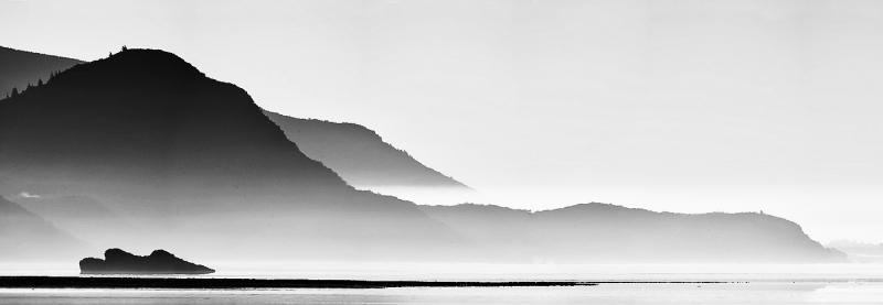 kukak-bay-panorama-silver-efex-high-contrast-red-filter-_10j0257-kukak-bay-katmai-national-park-ak