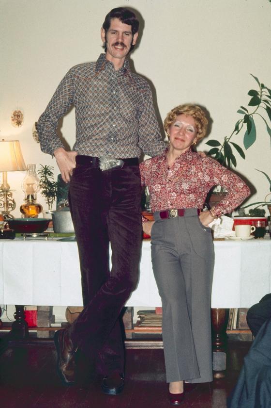 Suzannne Kleinbaum & Tom Davis